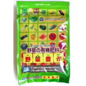 【同梱・代引き不可】 プロトリーフ 園芸用品 野菜の有機肥料 野菜豊作 2kg×10袋