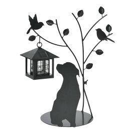 セトクラフト シルエットソーラー(Tree&Dog) SI-1953-900