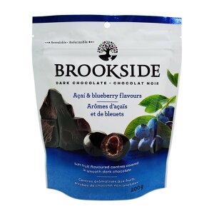 【同梱代引き不可】ブルックサイド ダークチョコレート アサイー&ブルーベリー 235g×12袋