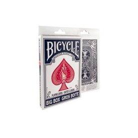 プレイングカード バイスクル ビッグ 青 PC8082B