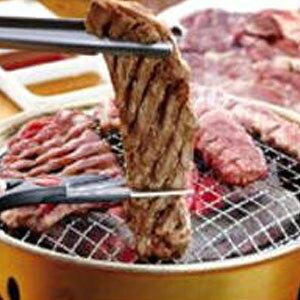 【同梱・代引き不可】 亀山社中 焼肉 バーベキューセット 5 はさみ・説明書付き