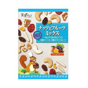 【同梱代引き不可】福楽得 美実PLUS ナッツとフルーツミックス 58g×20袋セット