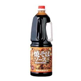 【同梱・代引き不可】 タカハシソース 屋台の焼そばソース 1.8L 8本セット 015240