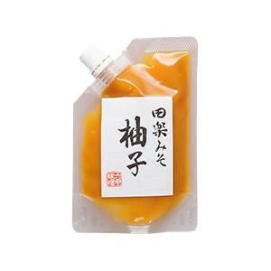 【同梱代引き不可】六甲味噌製造所 田楽みそ 柚子 (チューブタイプ) 120g×12個
