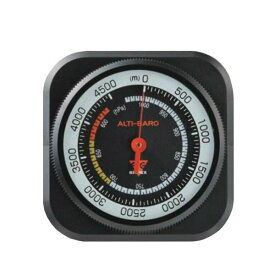 EMPEX(エンペックス気象計) アナログ高度・気圧計 アルティ・マックス4500 ブラック FG-5102