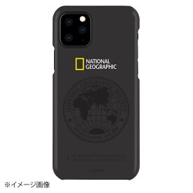 National Geographic iPhone 11 Pro Global Seal Slim Fit Case ブラック NG17132i58R