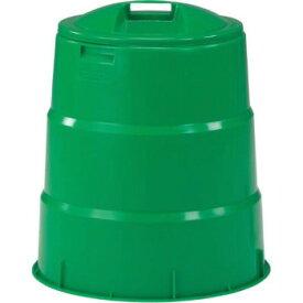 【同梱・代引き不可】 三甲 サンコー 生ゴミ処理容器 コンポスター130型 805039-01 グリーン