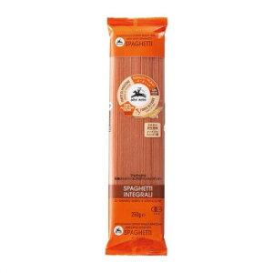 【同梱・代引き不可】 アルチェネロ 有機ファイバー&プロテインスパゲッティ (全粒粉とレンズ豆) 250g 20個セット C6-43