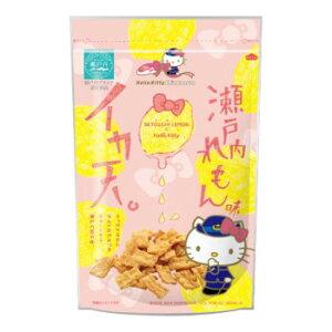 【同梱・代引き不可】 まるか食品 キティイカ天瀬戸内れもん味 100g(10×4)