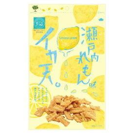 【同梱・代引き不可】 まるか食品 イカ天瀬戸内れもん味 80g(12×4)
