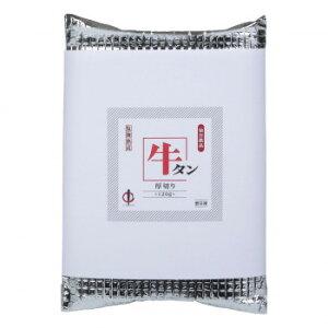 【同梱・代引き不可】 仙台・陣中 牛タン厚切り塩麹熟成 120g