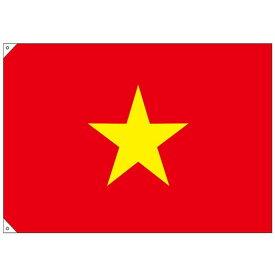 N国旗(販促用) 23711 ベトナム 大