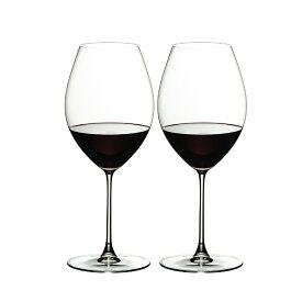 リーデル ヴェリタス オールドワールド・シラー ワイングラス 6449/41 (600cc) 2脚箱入 663