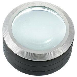 OHM L-ZOOM LEDデスクルーペ3 ブラック・LH-M10DL-3K