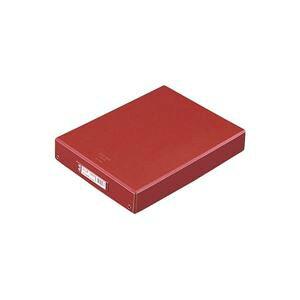 (業務用10セット) LIHITLAB デスクトレー(収納ボックス/書類整理) A4 フタ付き A-332K 茶