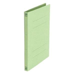 (業務用2セット) プラス フラットファイル/紙バインダー 【B5/2穴 30冊】 031N グリーン(緑)