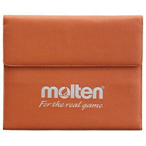 【モルテン Molten】 スポーツ用 バインダー/ドキュメントケース 【縦26.5×横32cm】 名刺ポケット カード入 ペンホルダー付き