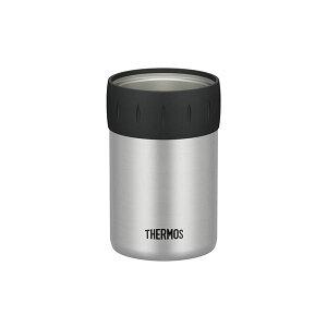 【THERMOS サーモス】 保冷 缶ホルダー 【350ml缶用 シルバー】 真空断熱ステンレス魔法びん構造