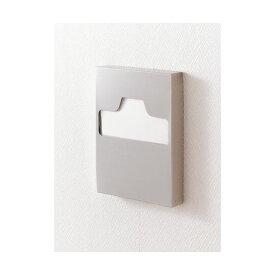 (まとめ) 大王製紙 エルヴェール 便座カバーシートホルダー 1個 【×2セット】