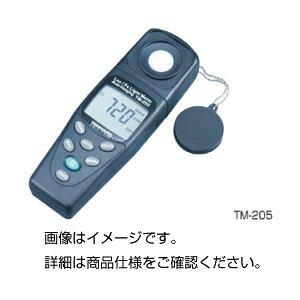 デジタル照度計 TM-205