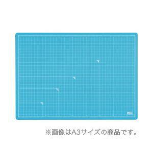 (まとめ) セキセイ カッティングマット A2 【×6セット】