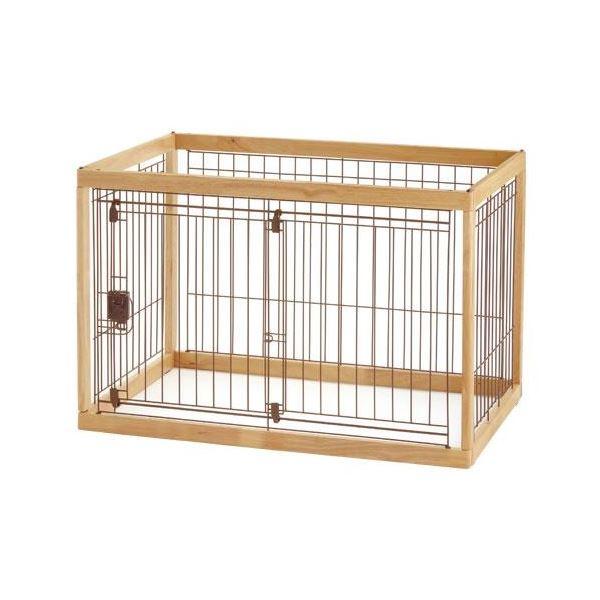 リッチェル 木製ペットサークル90-60 【ペット用品】