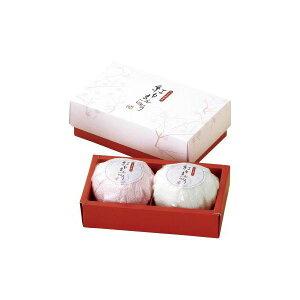 (まとめ)紅白まんじゅうハンドタオル2P B5036018【×5セット】