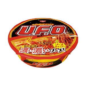 (まとめ)日清食品 焼きそばU.F.O. 12食入【×2セット】