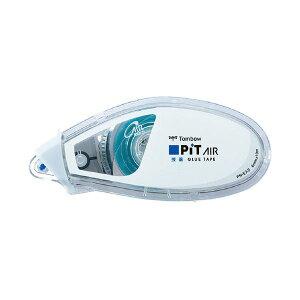 (まとめ)トンボ鉛筆 テープのりピットエアーミニ スタンダード PN-EAS(×50セット)