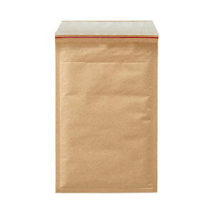TANOSEE クッション封筒 CD/DVD用 内寸170×270mm 茶 1セット(300枚:150枚×2ケース)