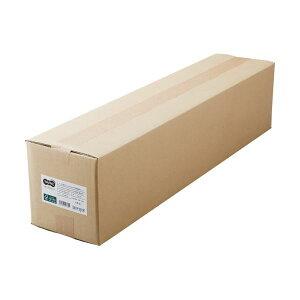 TANOSEEPPC・LEDプロッタ用普通紙 A0ロール 841mm×200m 3インチ紙管 素巻き 1本