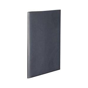 (まとめ) セキセイ パックン プレゼンホルダー 高透明 A4 10P ブラック【×20セット】