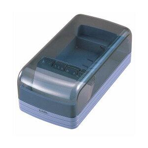 (まとめ)カール事務器 名刺整理器 600名収容ブルー No.860E-B 1個 【×5セット】