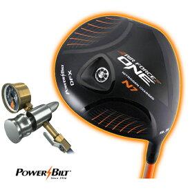 パワービルト N7ドライバー1W メンズ ゴルフクラブ