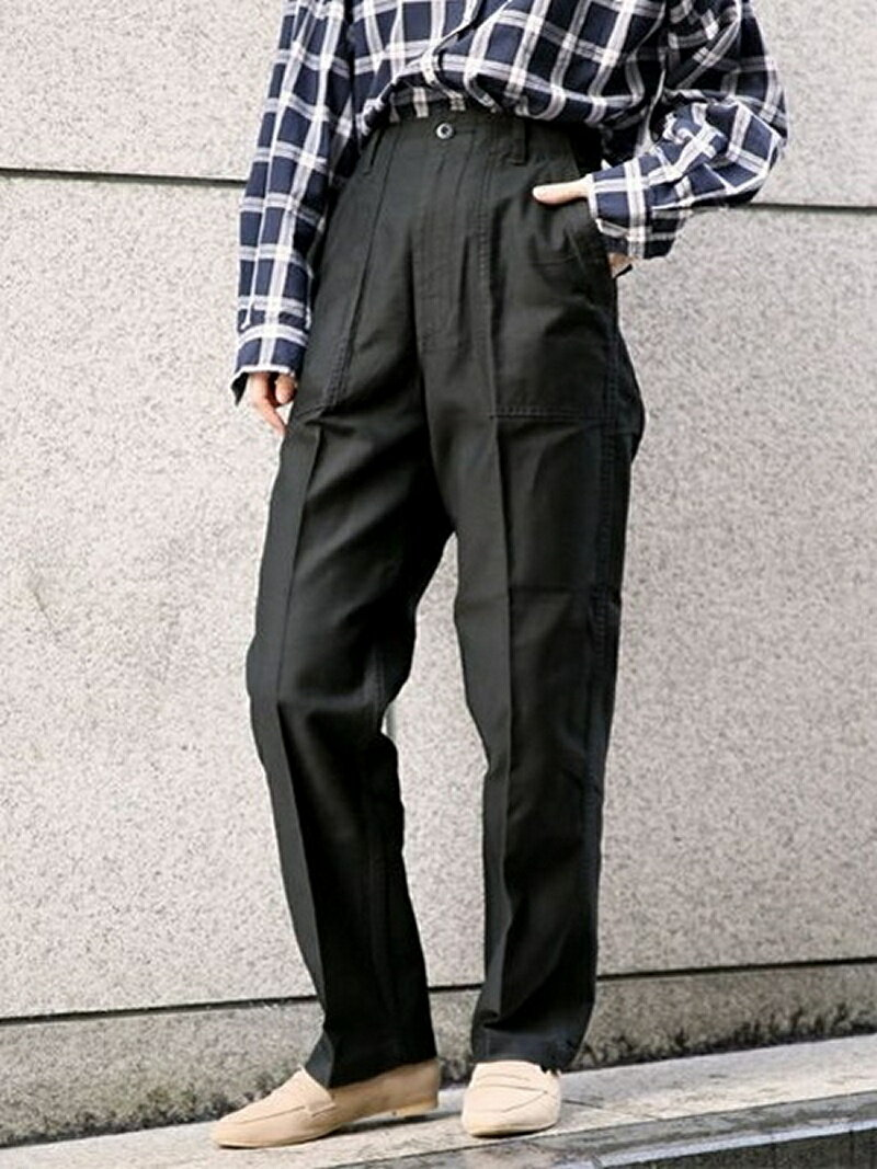 [Rakuten BRAND AVENUE]【SALE/40%OFF】BAKER PANTS LOWRYS FARM ローリーズファーム パンツ/ジーンズ【RBA_S】【RBA_E】