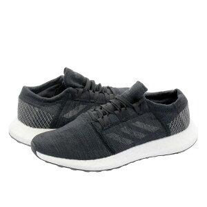 【毎日がお得!値下げプライス】adidas PureBOOST GO アディダス ピュア ブースト GO CORE BLACK/GREY ah2319