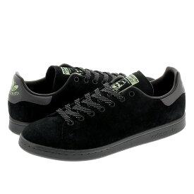 【毎日がお得!値下げプライス】adidas STAN SMITH アディダス スタンスミス CORE BLACK/GREY SIX/BRUSH GREEN fw2640