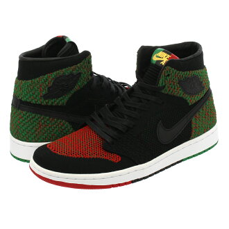 new product de2a2 2e6da NIKE AIR JORDAN 1 RETRO HIGH FLYKNIT BHM Nike Air Jordan 1 nostalgic high  fried food