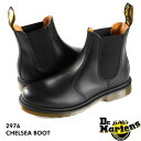 Dr.Martens CHELSEA BOOT 2976 R11853001 【メンズ】【レディース】 ドクターマーチン チェルシー ブーツ BLACK 黒 サ…