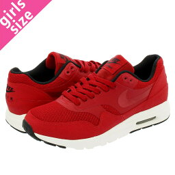 NIKE WMNS AIR MAX 1 ULTRA ESSENTIAL耐吉婦女空氣最大1超精華GYM RED/BLACK/SAIL