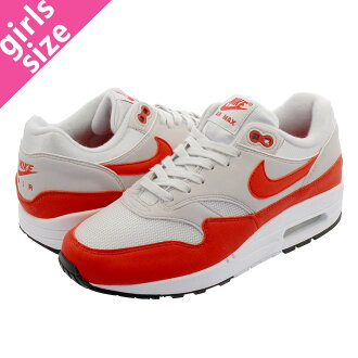 official photos a8eb9 32981 Categories. « All Categories · Shoes · Women's Shoes · Sneakers · NIKE WMNS AIR  MAX 1 Nike women Air Max 1 AST GREY/HABANERO RED 319,986