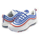 best website 464c4 91c23 NIKE AIR MAX 97 Kie Ney AMAX 97 GAME ROYAL WHITE SILVER 921,826-404