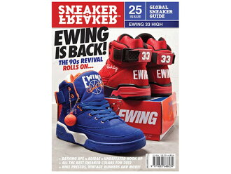 以無SNEAKER FREAKER MAGAZINE ISSUE 25運動鞋汽車雜志vol.25運動鞋為專業的雜誌