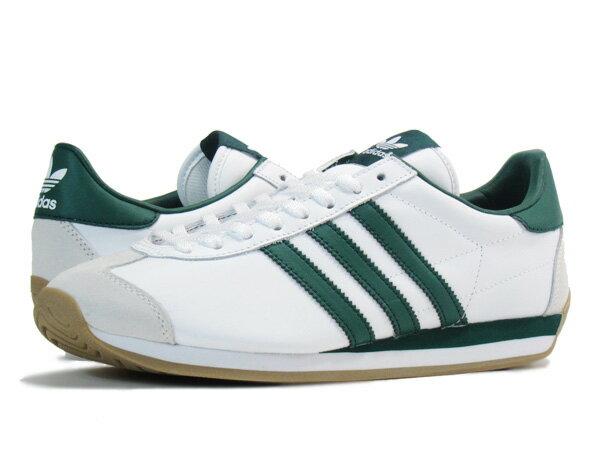 adidas COUNTRY OG 【adidas Originals】【メンズ】【レディース】アディダス カントリー OG WHITE/GREEN