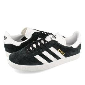 adidas GAZELLE 【adidas Originals】 【メンズ】【レディース】アディダス ガッツレー ガゼル CORE BLACK/WHITE/GOLD MET