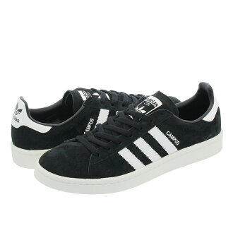 adidas CAMPUS阿迪达斯校园CORE BLACK/RUNNING WHITE/CHALK WHITE
