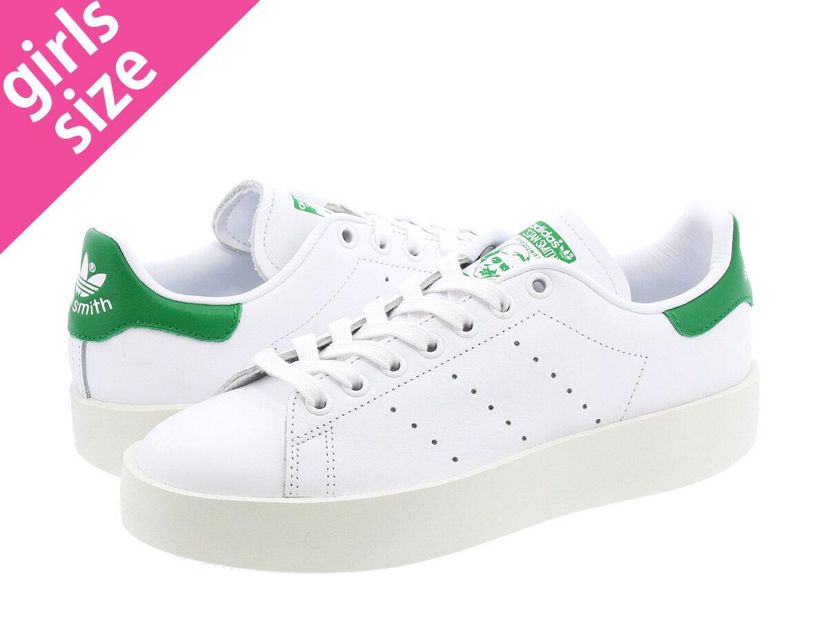 【大人気の女の子サイズ♪】 adidas Stan Smith BD W 【adidas Originals】 アディダス ウィメンズ スタンスミス BD RUNNING WHITE/GREEN