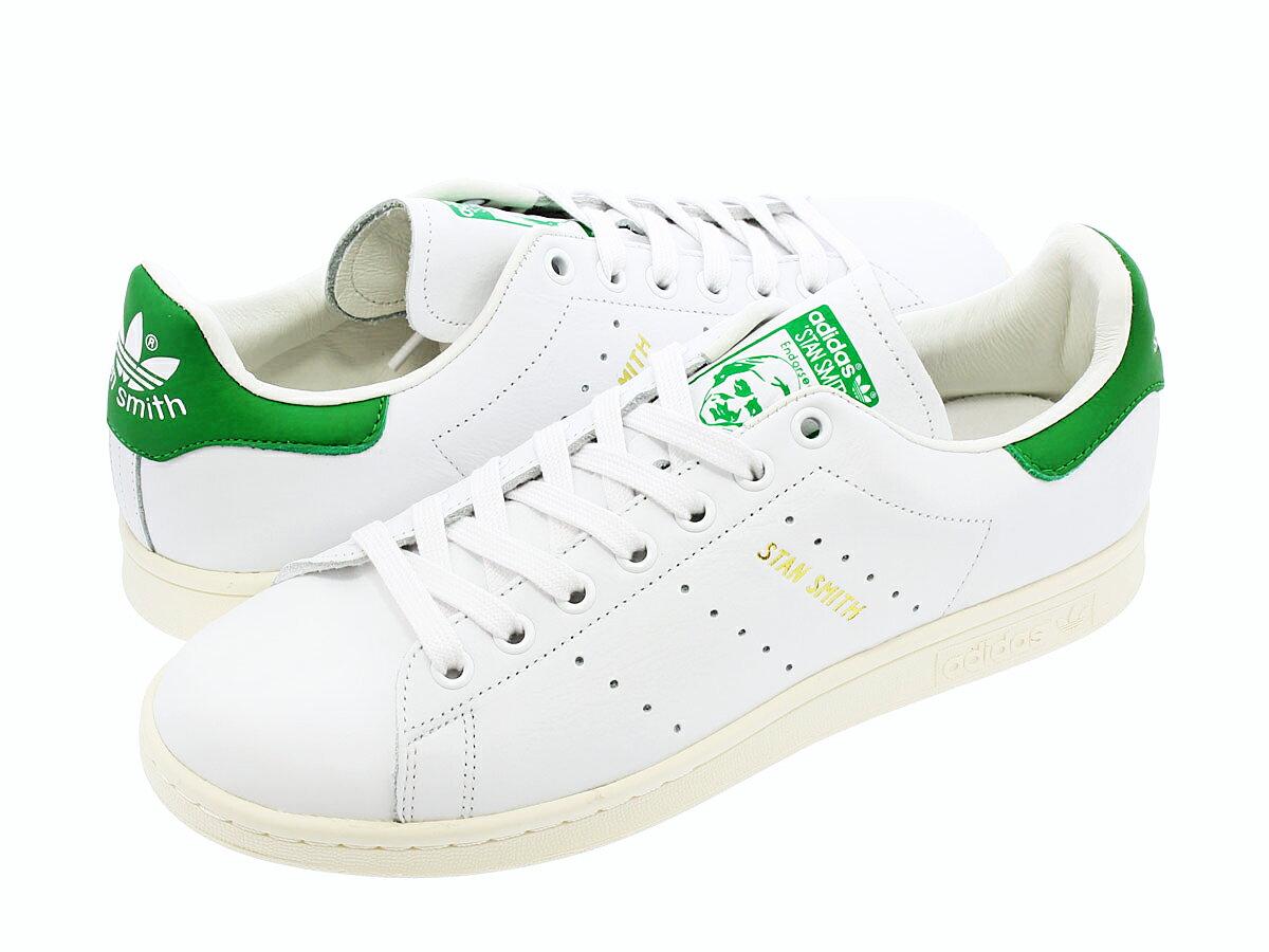 adidas Stan Smith 【adidas Originals】【メンズ】【レディース】 アディダス スタンスミス WHITE/GREEN ホワイト グリーン