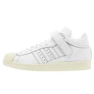 6ddd0419a64 adidas PRO SHELL 80s Adidas professional shell 80s WHITE WHITE CHALK BLUE