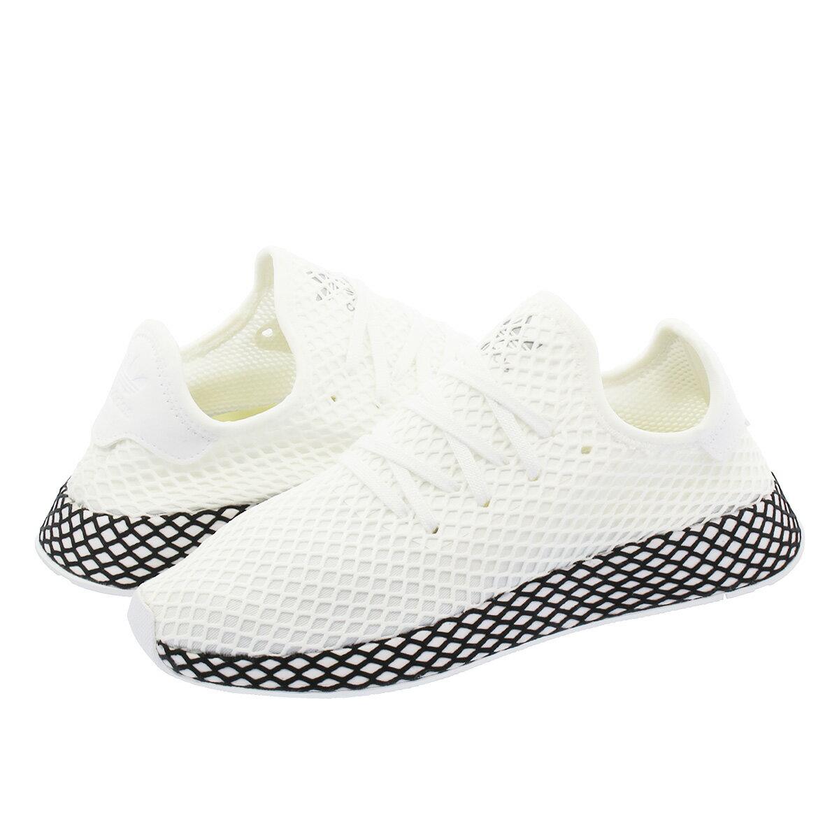 adidas DEERUPT RUNNER アディダス ディーラプト ランナー RUNNING WHITE/RUNNING WHITE/CORE BLACK b41767
